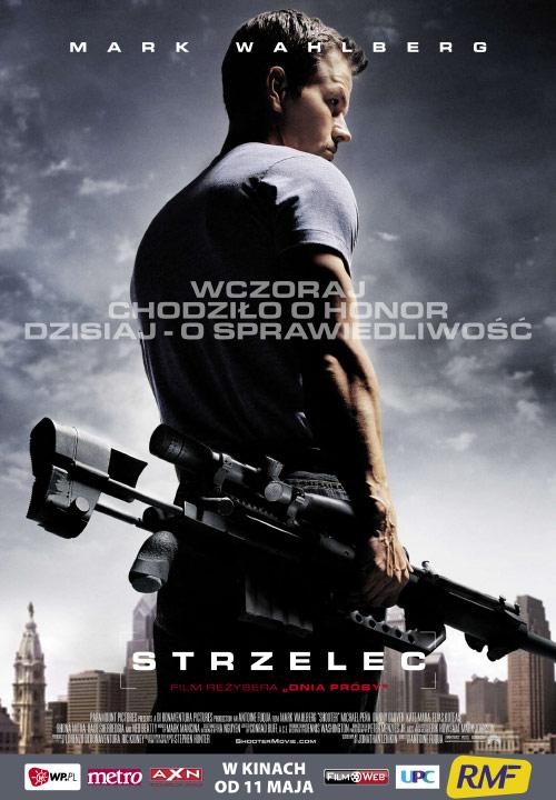 Strzelec / Shooter (2007) Blu-ray.EUR.1080p.MPEG2.DD5.1-DIY-HDC | Dla Exsite.pl