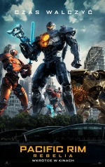 Pacific Rim: Rebelia /DVD & 4K/